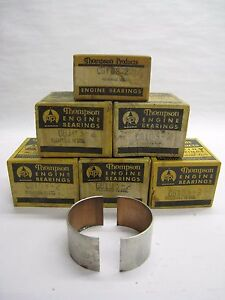 NORS 1933-45 International Harvester Truck Connecting Rod Bearing Set IHC 6 Cyl.