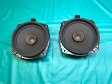 Mitsubishi AEM EVO 8 rear speaker set