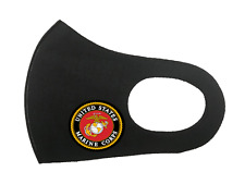 Us Marine Corp Face Mask- Washable Reusable Us Marine Seal Fabric Cover