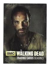 2014 Cryptozoic The Walking Dead Trading Cards Season 3 Promo Card NSU1/2
