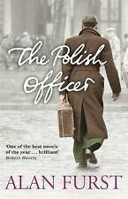 The Polish Officer, By Alan Furst,in Used but Acceptable condition