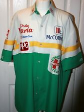Herdez Competition Team Indy Car Team Shirt 50 inch chest
