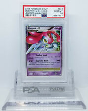 Pokemon LEGENDS AWAKENED MESPRIT LV X #143 HOLO FOIL PSA 10 GEM MINT LOW POP #97