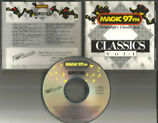 RARE MAGIC 97 CD DEREK THE DOMINOS Allman Brothers KINKS Rod Stewart Joe Cocker