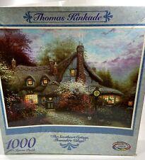 Thomas Kinkade 1000 Piece Puzzle Sweetheart Cottage II Ceaco
