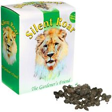 Silent Roar Cat Repeller Deterrent Garden Fertiliser Lion Manure Pellets 500g