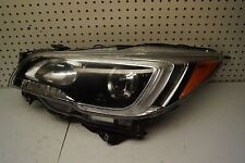 2015 2016 2017 SUBARU LEGACY OUTBACK LEFT DRIVER HALOGEN HEADLIGHT OEM
