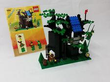 LEGO® Castle - 6054 Forestmen's Hideout + Instructionbook  Nr.606