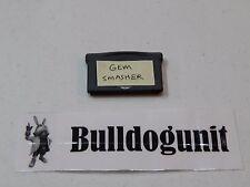 Gem Smashers Game Boy Advance GBA Gameboy Smasher