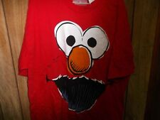 NWT Elmo (Sesame Street) T-Shirt Red XL-Sesame Street Licensed