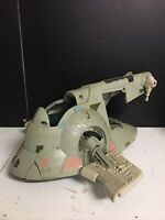1981 Vintage Star Wars Boba Fett Ship Vehicle Slave 1 One  Incomplete