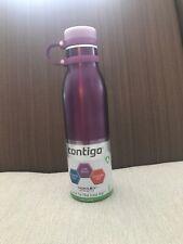 CONTIGO STAINLESS STEEL THERMALOCK WATER BOTTLE VACUUM INSULATED Purple B33