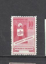 1754-SELLO FISCAL MINISTERIO VIVIENDA 10 PTS LUJO**