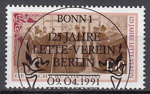 BRD 1991 Mi. Nr. 1521 gestempelt BONN Sonderstempel , mit Gummi (17730)
