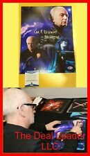 Star Wars Emperor Darth Sidious Ian McDiarmid Signed 11x14 Picture Beckett PSA