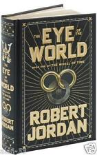 EYE OF THE WORLD Robert Jordan LEATHER GIFT EDITION ~ WHEEL OF TIME Out Of Print