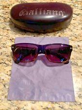 John Galliano Men's Sunglasses  JG46 col.92W 60/15 140 - RARE!!!