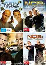 NCIS LA: LOS ANGELES : SEASONS 1 2 3 4 : NEW DVD