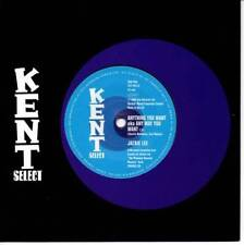 """JACKIE LEE Anything You Want / Trust Me NEW NORTHERN SOUL 45 (KENT) 7"""" VINYL R&B"""