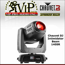 Chauvet DJ Intimidator Beam 140SR 140W Discharge Lamp Moving-head