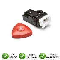 Hazard Warning Switch Button For Renault Vauxhall