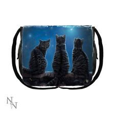 Nemesis Now Cat Messenger Bag Wish Upon A Star - Lisa Parker
