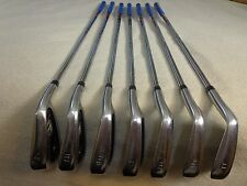 Mizuno JPX 800 PRO 4-PW Irons w/KBS Tour Stiff Steel Shafts