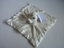 Carter's White Polar Bear Plush Lovey Security Blanket New Other