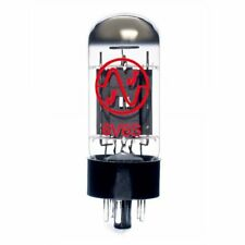 6V6S JJ Electronic Power Amp Tube / Valve - Matched Pairs & Quads