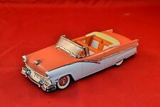 1956 FORD FAIRLANE CONVERTIBLE TOP DOWN - VITESSE 1/43 - MADE IN PORTUGAL .