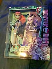 Monster High Ghoul Chat exclusivo Rochelle Goyle y Catrine de Mew-Nuevo Y En Caja