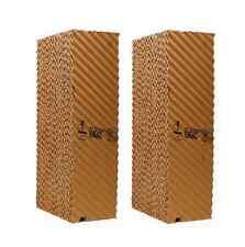 Evaporative Cooler Pads Max Cool Dial Rigid Media Energy Efficient Replacement