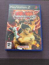 Tekken 5 - Jeu Playstation 2 PS2 - Complet Pal FR
