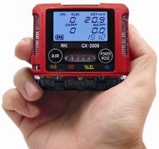 RKI GX2009 - FOUR GAS MONITOR - O2/LEL/H2S/CO