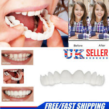 Simulation denture Perfect Smile Comfort Fit Flex Teeth Fits Veneers Smile H