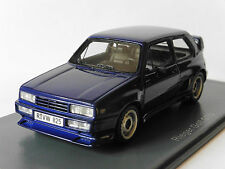 VW VOLKSWAGEN GOLF II 2 GTO VIOLET METAL 1979 RIEGER NEO 45825 1/43 PURPLE