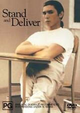 STAND AND DELIVER (1988 Lou Diamond Phillips) - DVD - UK Compatible -  sealed