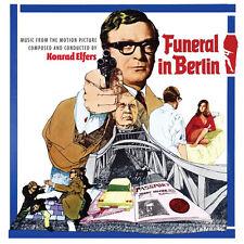 MES FUNERAILLES A BERLIN (FUNERAL IN BERLIN) MUSIQUE FILM - KONRAD ELFERS (CD)