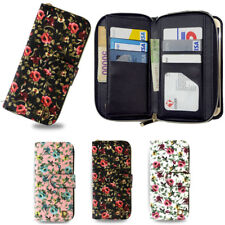 Buffett Flower Wallet Case for LG V40 / V40 ThinQ