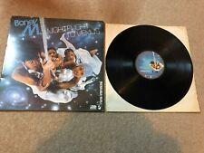 "Boney M Nightflight To Venus Record Vinyl LP 12"" 1978"