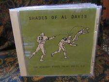 "Shades of Al Davis, ""The Midwest Peace Talks Vols.1 & 2"" (Ultra rare American CD"