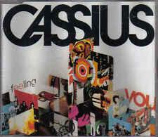 Cassius-Feeling For you cd maxi single