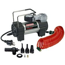 Craftsman 120V Air Compressor Pump Portable Car Bicycle Pool Tire Inflator