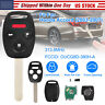 Remote Entry Key Fob for 2003 2004 2005 2006 2007 Honda Accord oucg8d-380h-a