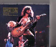 Led Zeppelin - Long Beach Californication 1975 - (3-CD Box Set) - Empress Valley