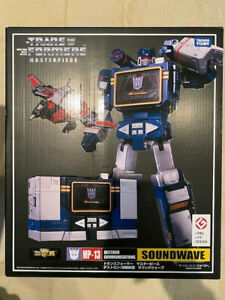 Transformers Masterpiece MP-13 Soundwave Takara (Authentic)(USED)