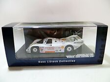 MINICHAMPS 'PORSCHE 962 PDK' SUPERCUP NURBURGRING 1987 WINNER, STUCK. 1:43 MIB