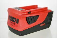 Hilti Cpc B18 5.2Ah Li-Ion 21.6V Cordless Rechargeable Genuine Battery Pack