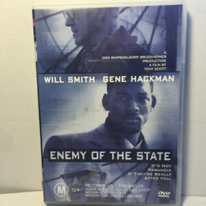Enemy Of The State  (DVD, 1998) Region 4 PAL