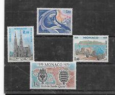 Mónaco Series diversas del año 1979 (EY-10)